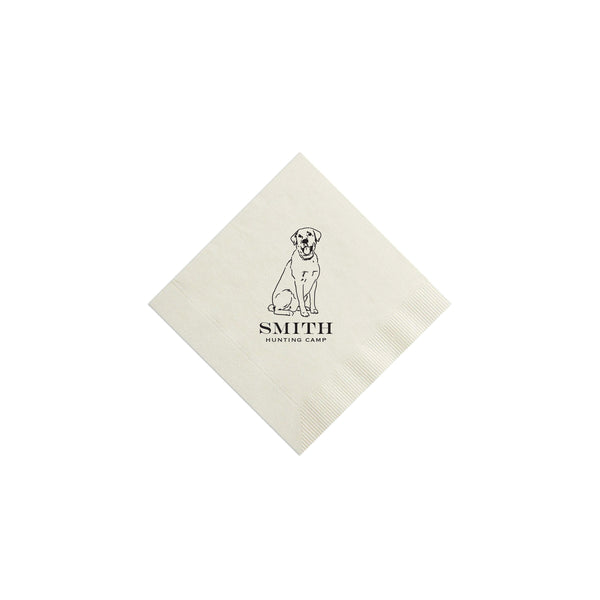 Sketched Lab Family Napkins