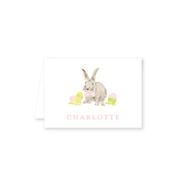 Weezie B. Designs | Dapper Easter Bunny Place Cards