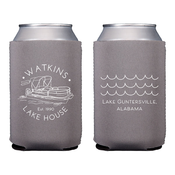 Pontoon Koozie