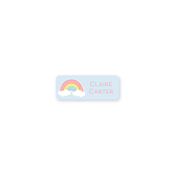 Rainbow Permanent Sticker