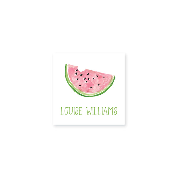 Sweet Watermelon Vinyl Stickers