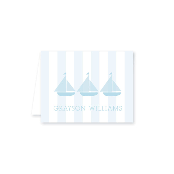 Weezie B. Designs | Trio of Folded Note Cards