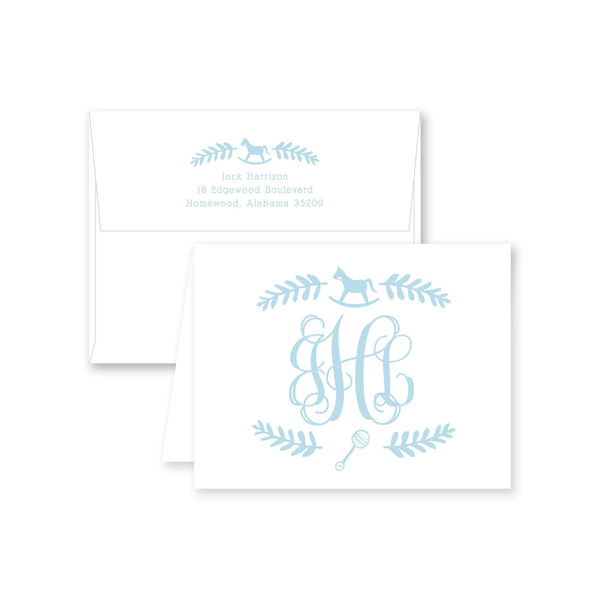 Weezie B. Designs | Sweet Icons Folded Note Cards
