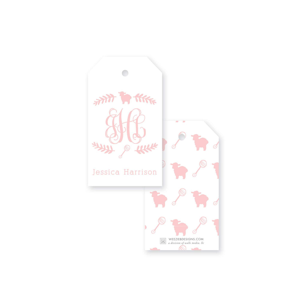 Weezie B. Designs | Sweet Icons Gift Tag