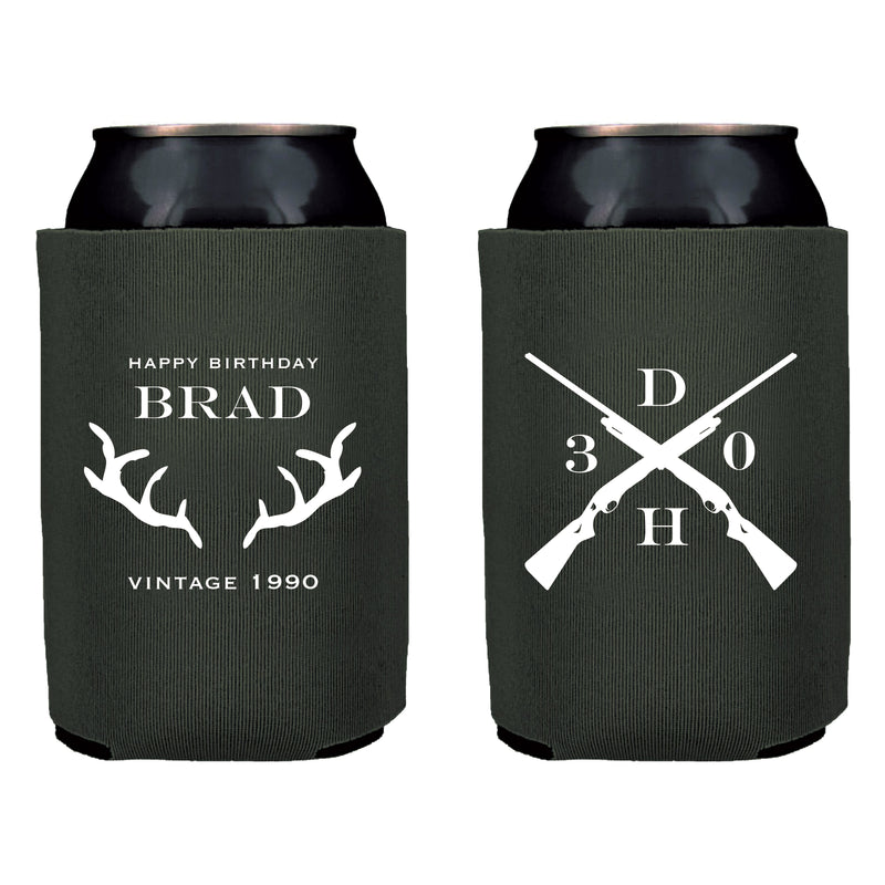 Weezie B. Designs | Hunter In the Woods Koozie