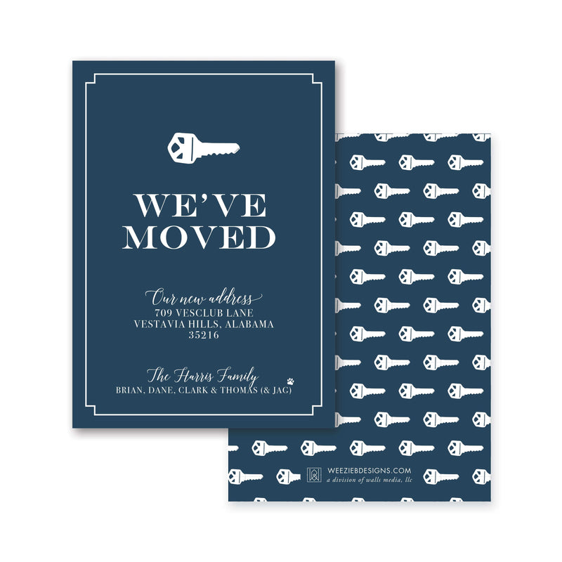 Weezie B. Designs | We've Moved | The Key