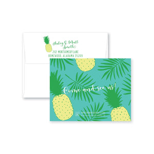 Weezie B. Designs | We've Moved | Welcome Pineapple