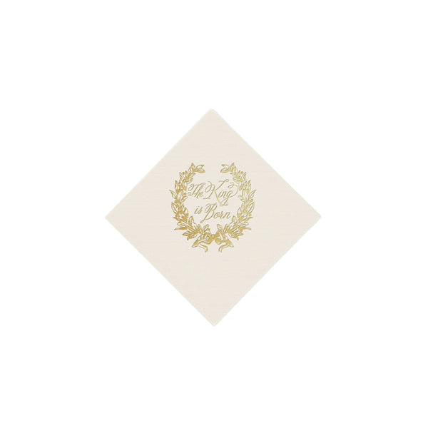 Weezie B. Designs | Christmas Cocktail Napkins