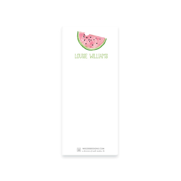Sweet Watermelon Notepad