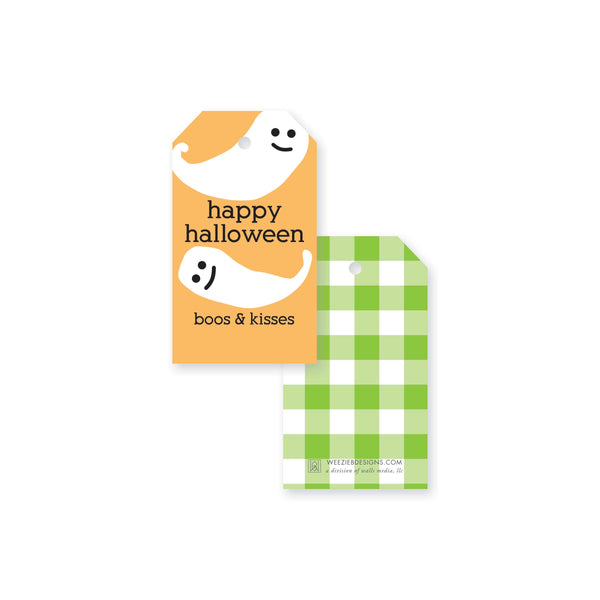 Ghost Gift Tag (set of 6)