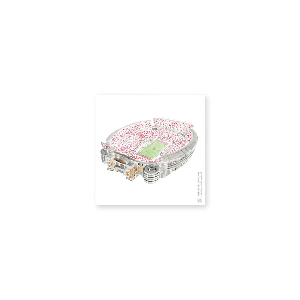 Watercolor Bryant Denny