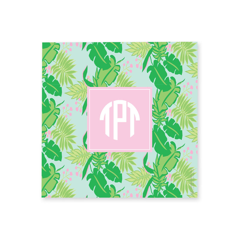 Weezie B. Designs | Bright & Tropical Medium Acrylic Tray