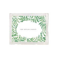 Load image into Gallery viewer, Weezie B. Designs | Spring Vines Small Square Acrylic Tray