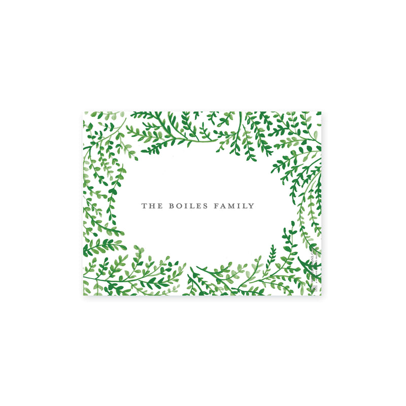 Weezie B. Designs | Spring VInes Square Large Acrylic Tray Insert