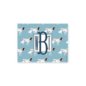 Weezie B. Designs | Bright & Tropical Square Large Acrylic Tray Insert