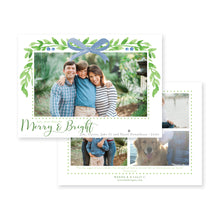 Load image into Gallery viewer, Winter Berries Christmas Card