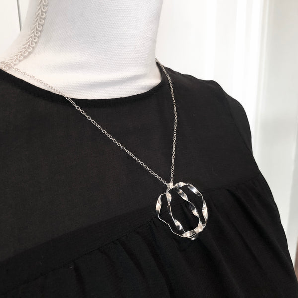 Cyanea Necklace