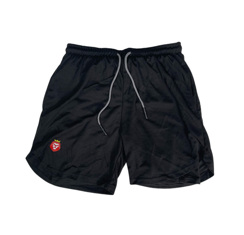 Mens Tech Shorts Black