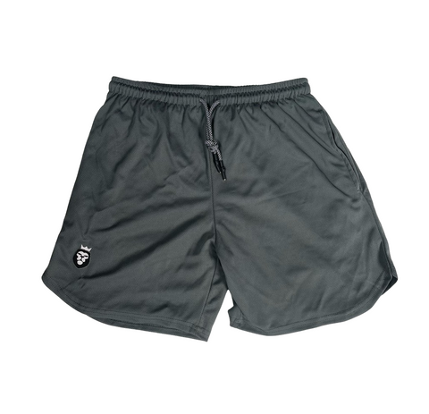 Mens Tech Shorts Grey