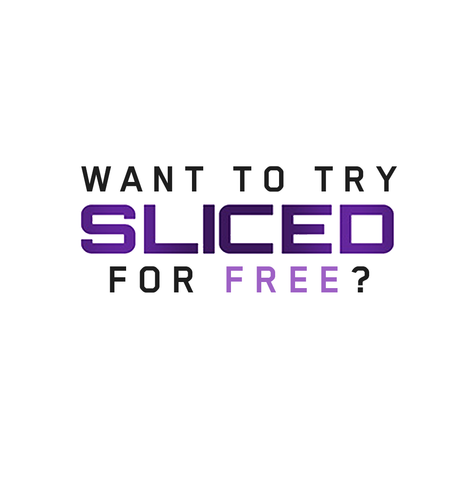 SLICED™ FREE SAMPLE