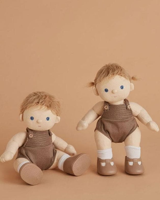 Poppet Dinkum Doll by Olli Ella | Gender Neutral Dolls For Kids