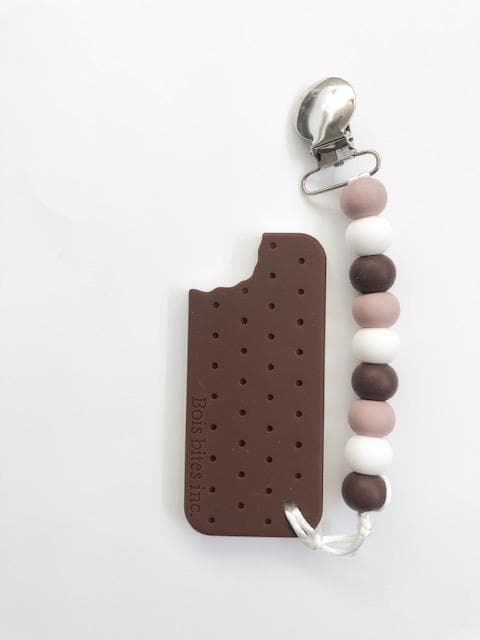 Ice Cream Sandwich Teether Wild Little Fawns