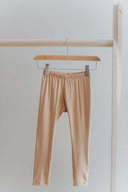 Leggings in Caramel - WildLittleFawns