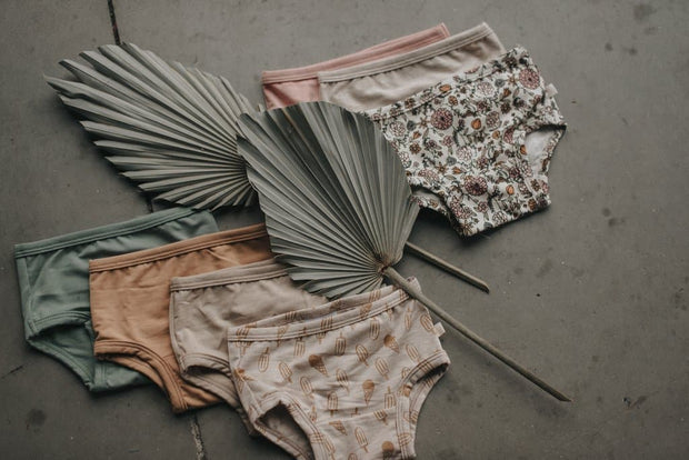 Undies in Tan - WildLittleFawns