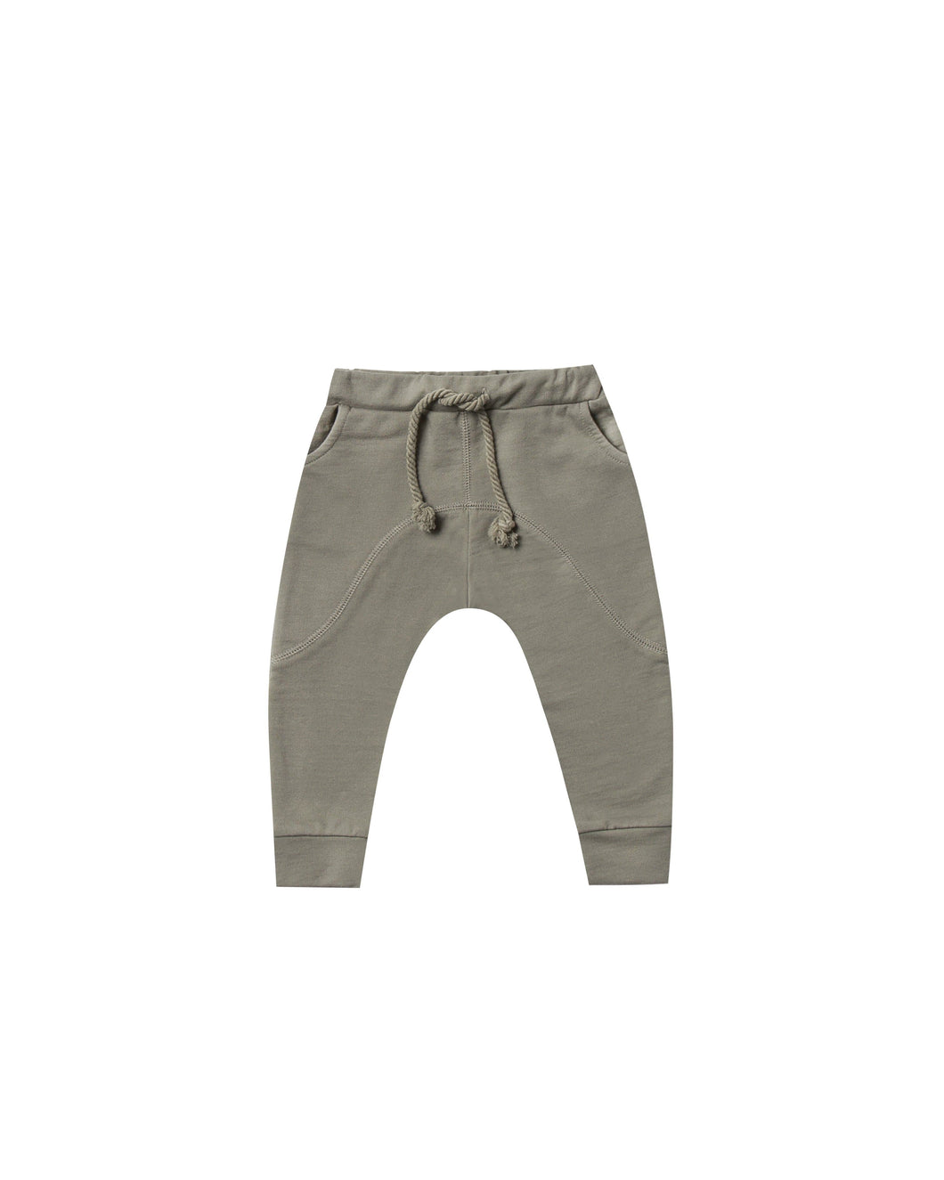 James Pants in Olive - WildLittleFawns