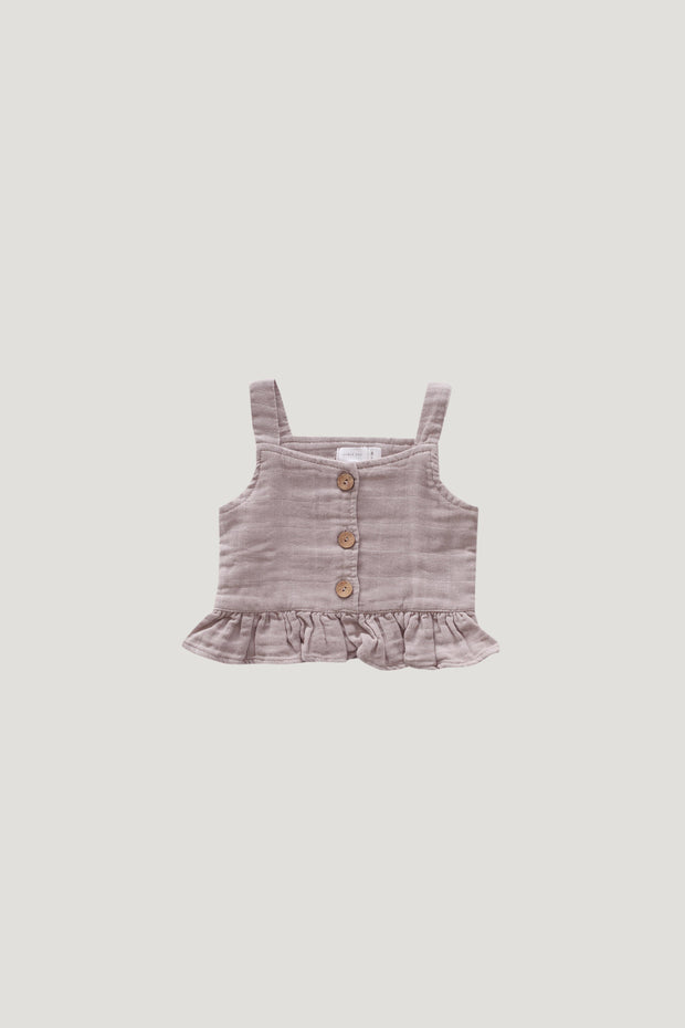Indie Singlet in Sweetpea - WildLittleFawns