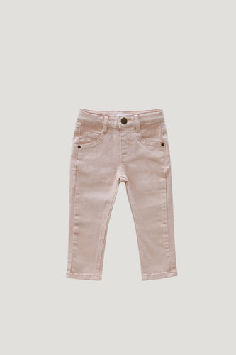 Slim Fit Jean in Petal - WildLittleFawns
