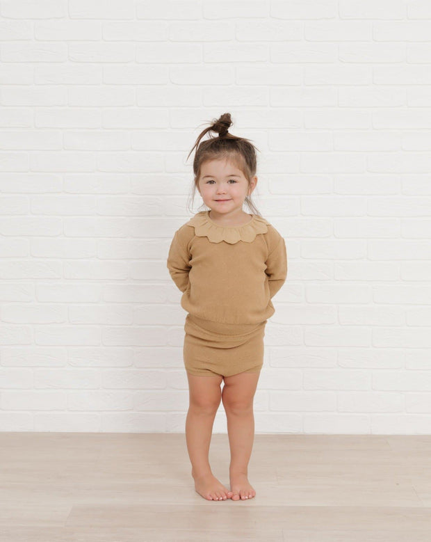Knit Bloomer - Quincy Mae AW20 Drop 1