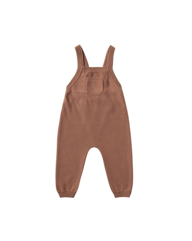 Knit Overall Clay - Quincy Mae - AW 20 Drop 1