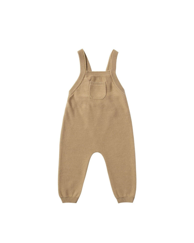 Knit Overall Honey - Quincy Mae - AW 20 Drop 1