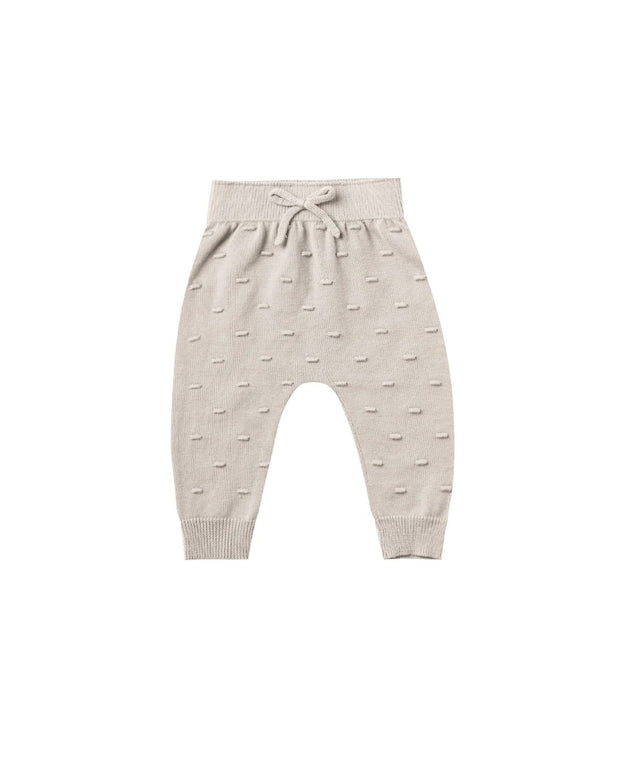 Quincy Mae Knit Pant. Organic Cotton Pants for Babies and Toddlers