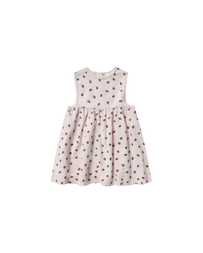 Strawberry Layla Dress - WildLittleFawns