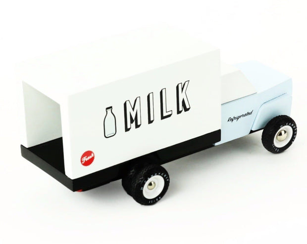 Milk Truck Candy Lab