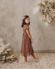 Wendy Dress | French Flower