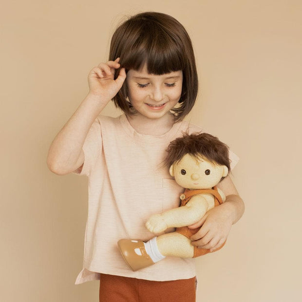 Gender Neutral Dolls | Olli Ella Peanut Dinkum Doll