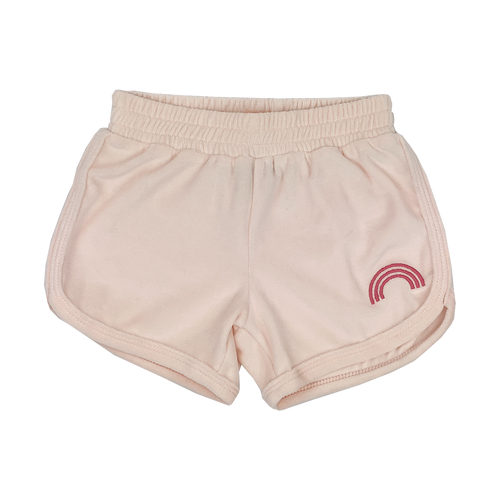 Rainbow Blush Dolphin Shorts - WildLittleFawns