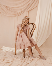 Goldie Dress | Dusty Rose