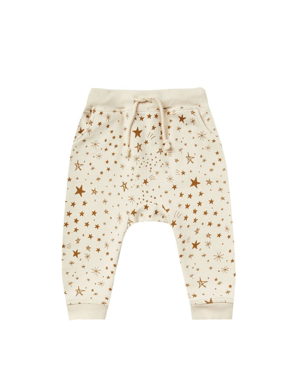Starburst Sweatpant - Natural - WildLittleFawns