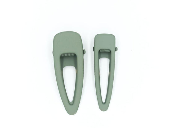 MATTE CLIPS SET OF 2 - FERN - WildLittleFawns