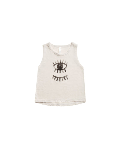 Eye Slub Tank - PRESALE - ETA 6/20 - WildLittleFawns