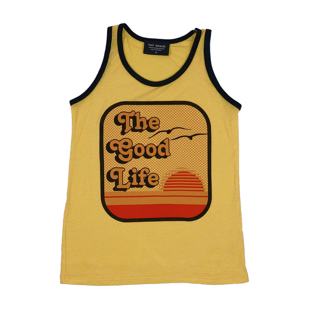 The Good Life Tank Top - WildLittleFawns