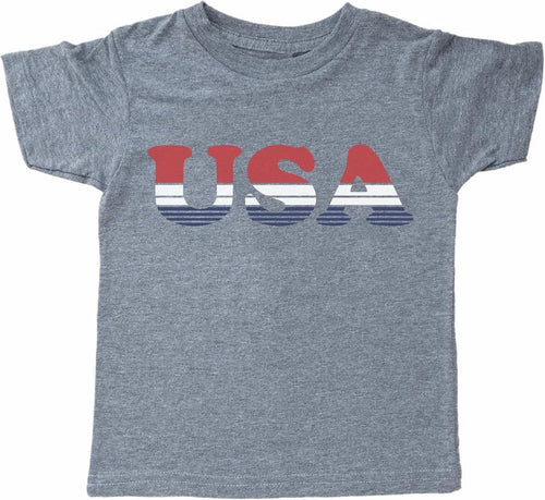 USA Tee - WildLittleFawns