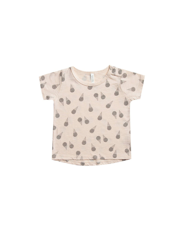 Ice Cream Basic Tee Rylee & Cru
