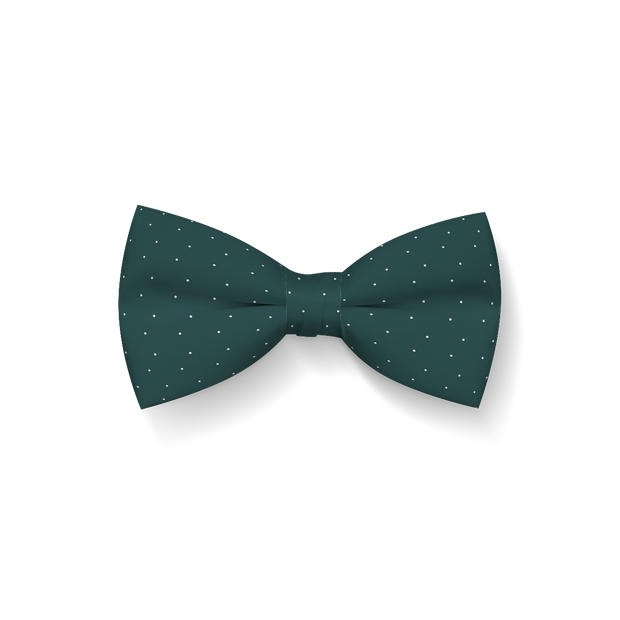 Button Bow Tie