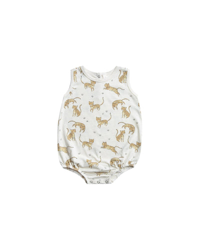 Tigers Bubble Onesie- PRESALE - ETA 6/20 - WildLittleFawns