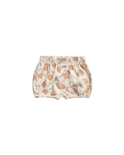 Peaches Button Short- PRESALE - ETA 6/20 - WildLittleFawns